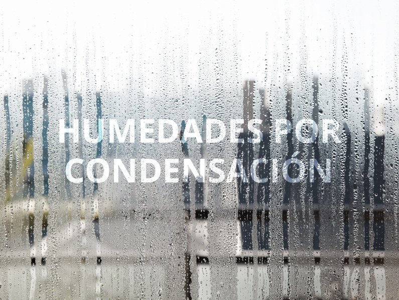 Soluciones para las humedades por condensaci n en for Como solucionar problemas de condensacion en una vivienda