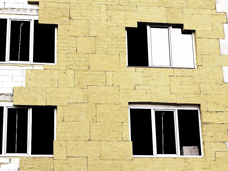 Aislamiento de fachada exterior para prevenir la humedad por condensación Cantitec