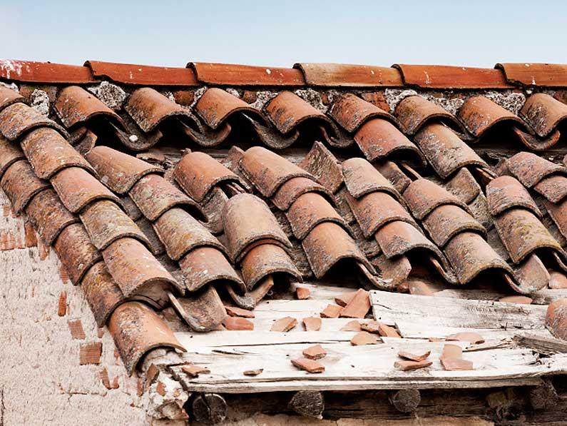 Problema de goteras, motivos por los que se producen Cantitec Granada