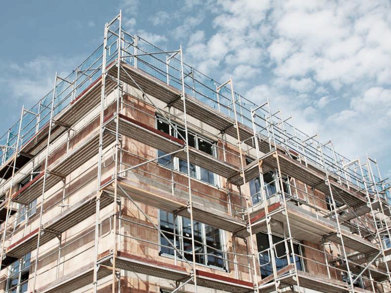 Impermeabilización de fachadas en Granada, Málaga, Almería, Jaén con la empresa Cantitec