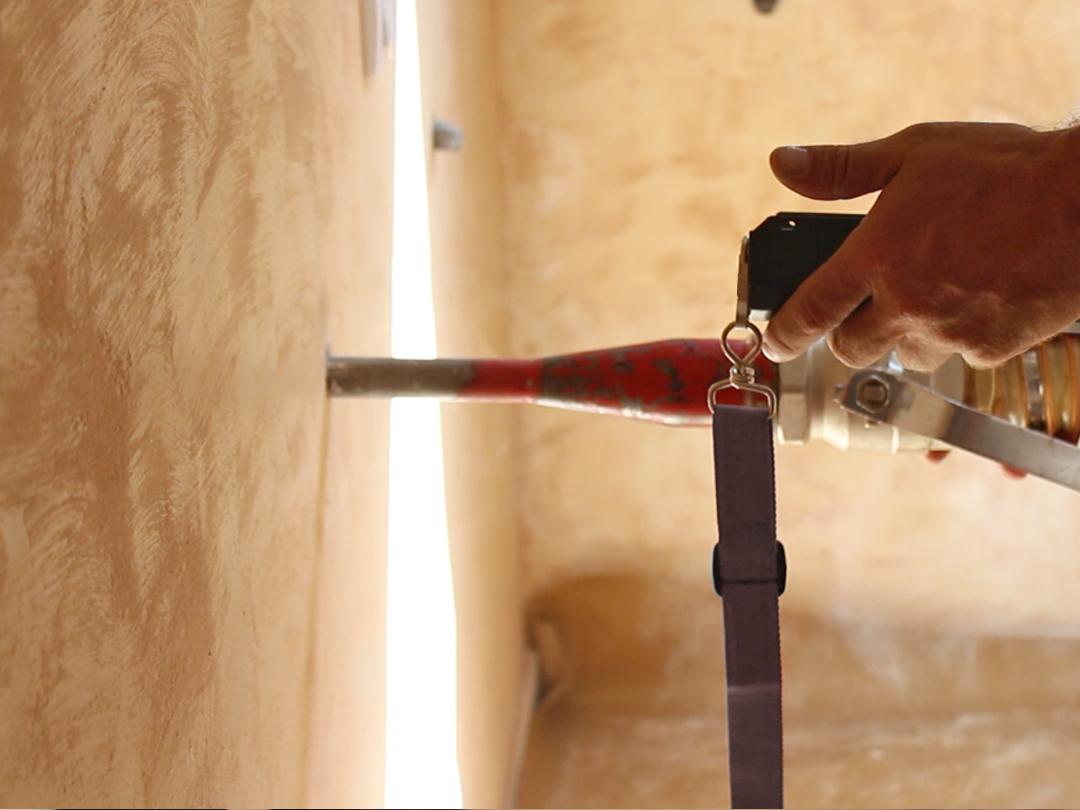 Aislamiento de cámaras con espuma de poliuretano