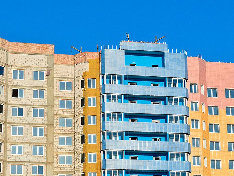 ¿Cuál es el mejor aislante térmico para fachadas?