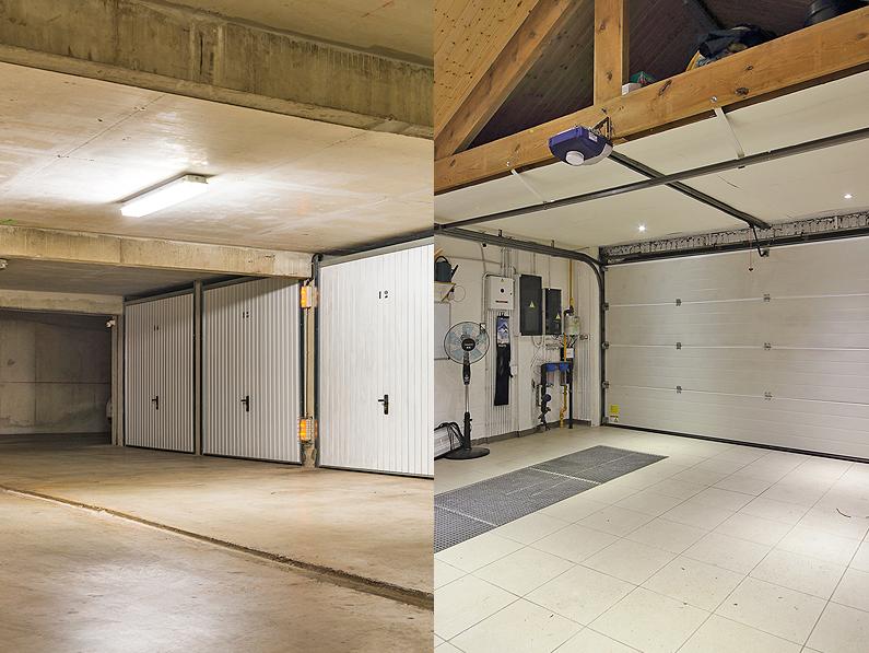 Cómo realizar el aislamiento de un garaje