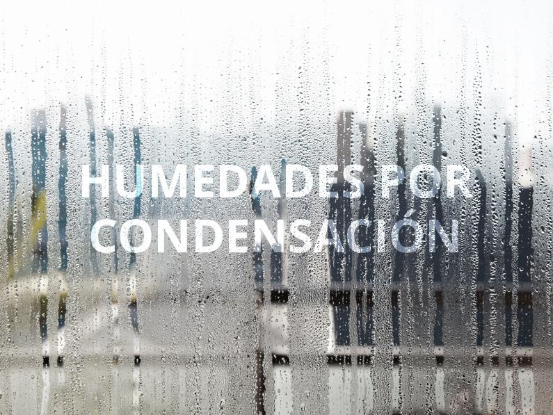 Soluciones para las humedades por condensaci n en - Humedad por condensacion en paredes ...