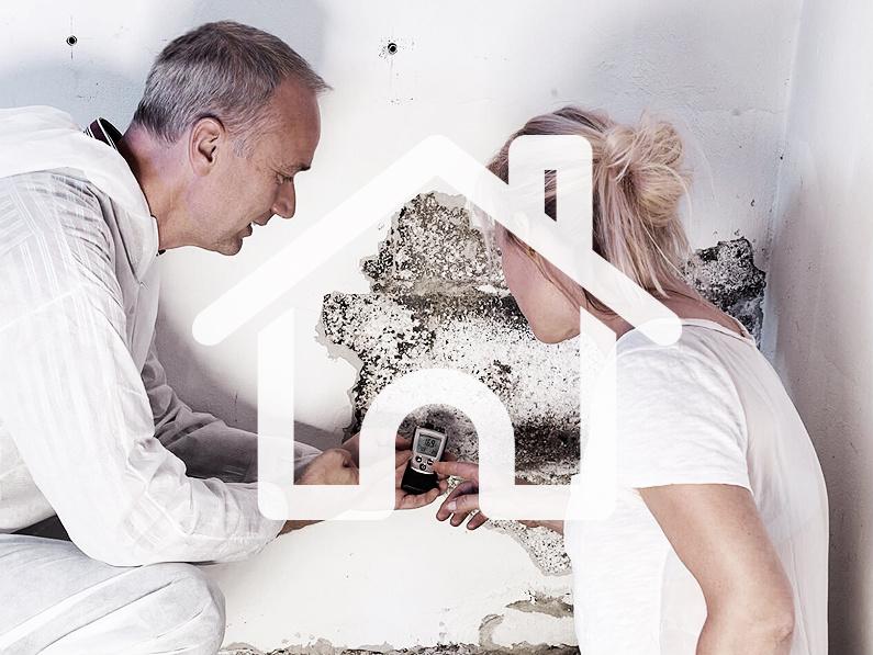 Humedades en viviendas particulares: Tipos de humedades