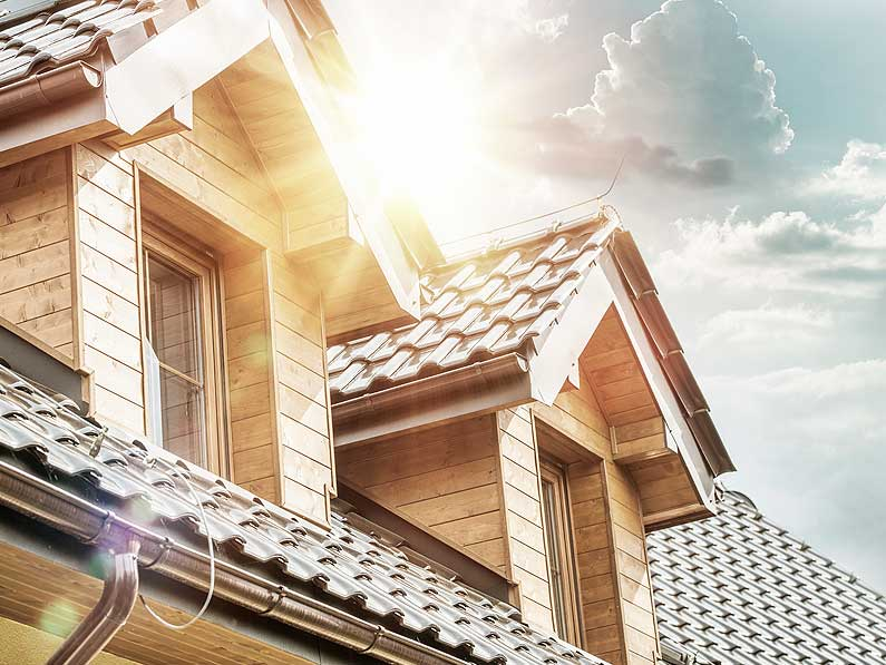 Impermeabilización de cubiertas en viviendas particulares