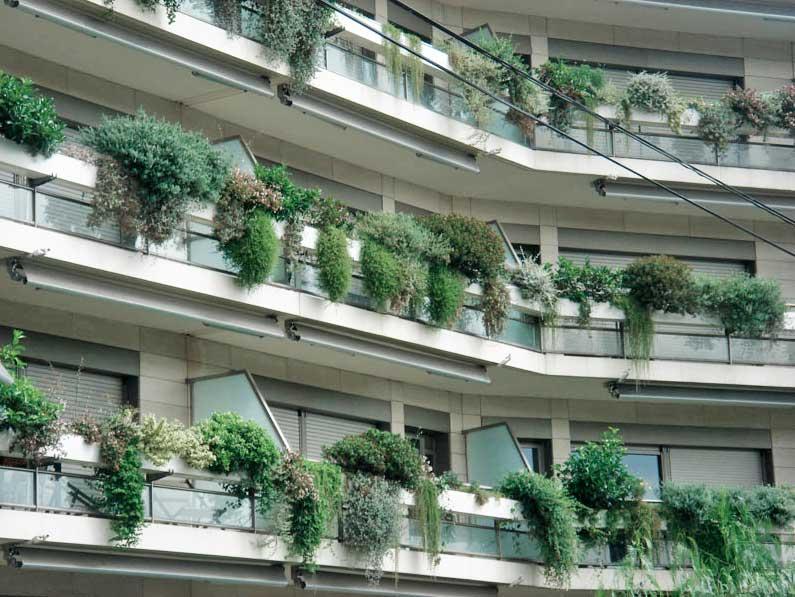 Impermeabilización de jardineras: Uso de láminas asfálticas