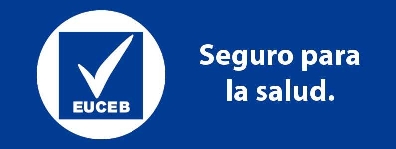 garantia de productos para lanas minerales certificado EUCEB Cantitec