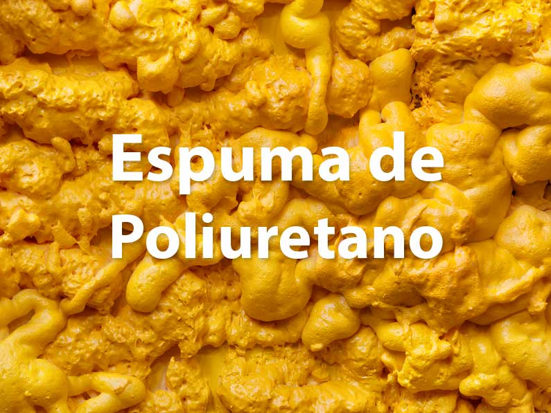 Espuma de poliuretano: Diferentes tipos y utilidades