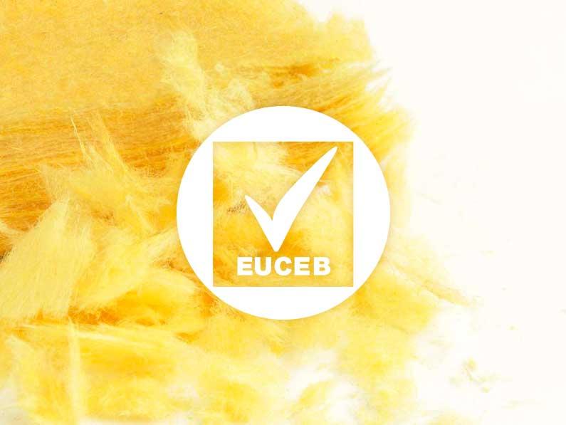 ¿Qué significa el certificado EUCEB de las lanas minerales?