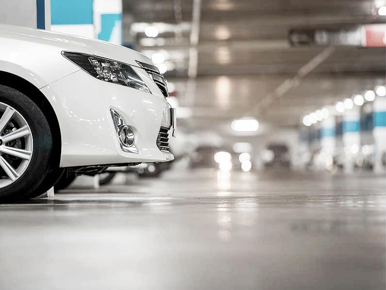 impermeabilizar pavimentos parkings Cantitec Granada Málaga Sevilla Almería y Jaén