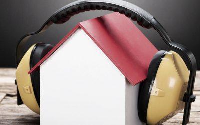 Consejos de aislamiento acústico para una vivienda más silenciosa