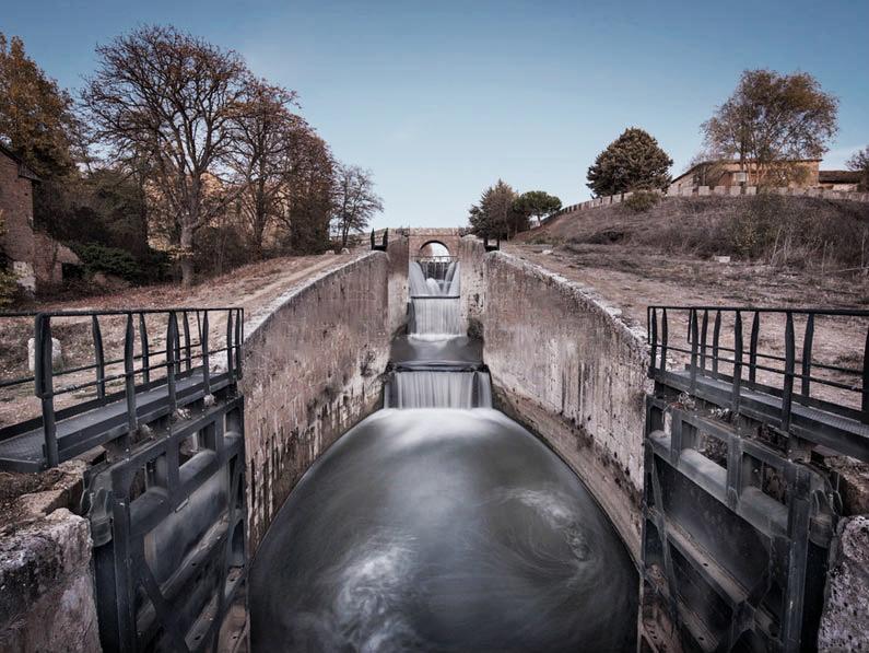 Tratamientos de impermeabilización de canales