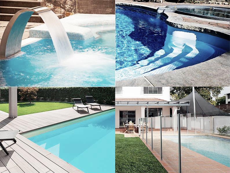 Materiales y consejos para decorar tu piscina Cantitec Granada Málaga Jaén Almería
