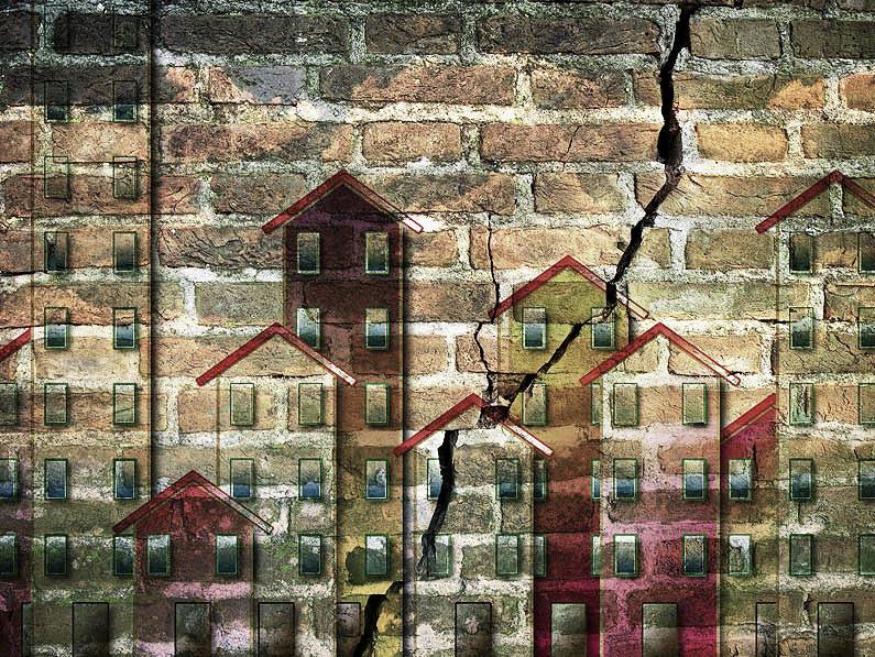 Cuáles son las patologías más frecuentes en una edificación