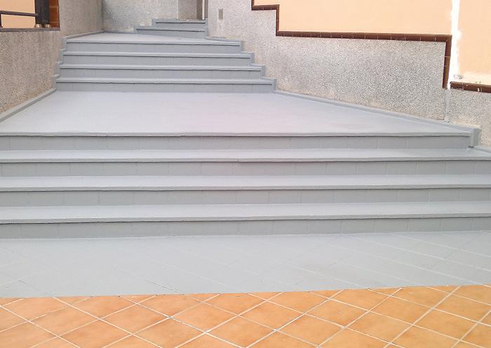 Elige Impermeabilización con Poliurea en superficies cerámicas para una protección total de la superficie