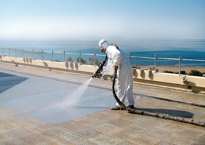 Elige Impermeabilización con Poliurea en terraza transitable para una protección total de la superficie
