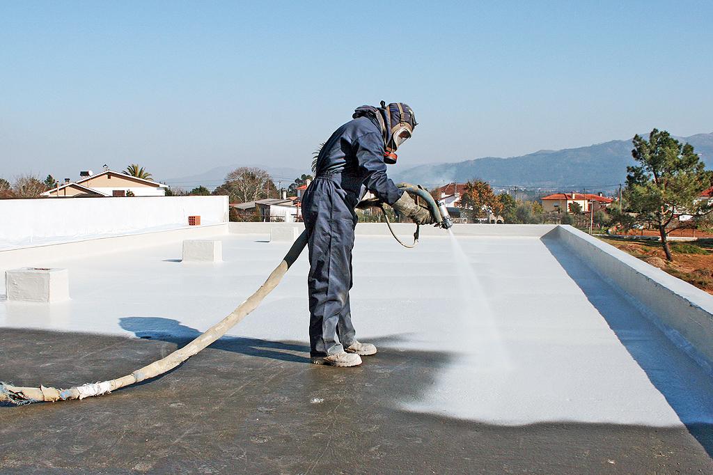 Solución efectiva de impermeabilización con poliurea en Granada